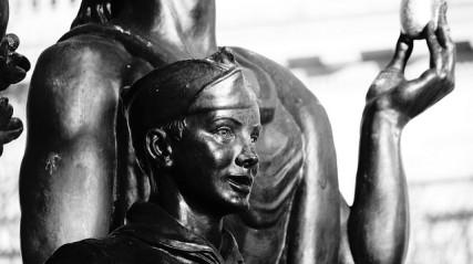 Boy Scout Memorial in Penn Quarter - Washington, D.C. photo courtesy Ted Eytan via Flickr (http://flic.kr/p/dRjHBC)