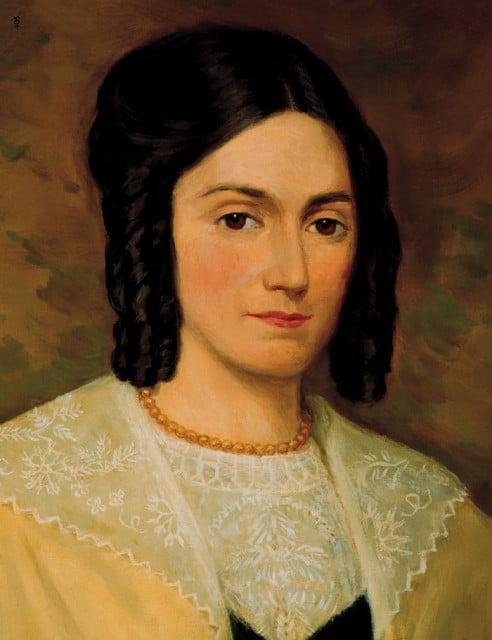 Emma Hale Smith (1804-1879)