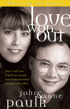 "John and Anne Paulk's book ""Love Won Out"" photo courtesy John Paulk."