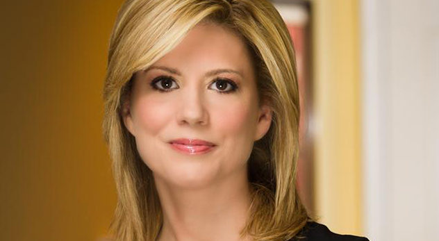 Fox News' Kirsten Powers is both an evangelical Christian and a Democrat. (Photo credit: Len Spoden)