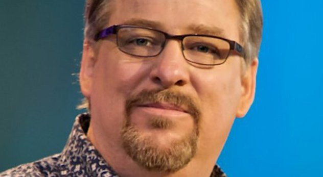 "Pastor and bestselling author Rick Warren tells his congregation, ""Today, we need your prayer for us."""