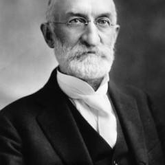 Heber J. Grant.  Photo courtesy Utah State History digital archives