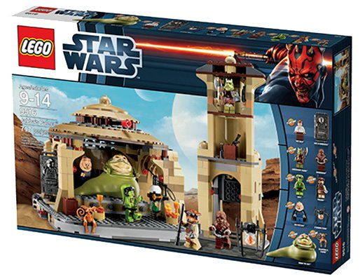 Lego Says Its Jabba The Hutt Set Isnt Anti Muslim Religion News