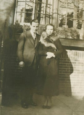 Gilbert and Eleanor Kraus (pictured here) lived a comfortable life in 1930s Philadelphia, where he made a good living as a lawyer, and she kept a stylish house. Photo courtesy HBO
