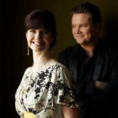 Most songwriters in Nashville want to get their songs on the radio. Keith and Kristyn Getty hope their songs end up in dusty old hymnbooks. Photo courtesy Getty Music