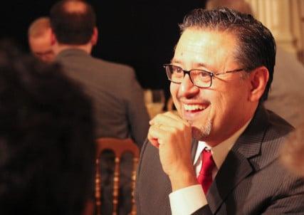 Noel Castellanos, CEO of the Christian Community Development Association, attended the White House Easter Prayer Breakfast on Friday (April 5). RNS photo by Adelle M. Banks