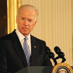 Vice President Joe Biden speaks at the White House Easter Prayer Breakfast on Friday, April 5. RNS photo by Adelle M. Banks
