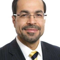 Nihad Awad, national executive director of the Council on American Islamic Relations. RNS photo courtesy the Council on American Islamic Relations