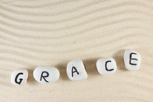 This week's CT article showcases difference between Mormon and evangelical views of grace. (Image courtesy of Shutterstock; http://tinyurl.com/cnyfzwq)