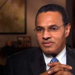 """We were doing this not just for ourselves but for some higher purpose,"" said one of the young marchers, Freeman Hrabowski III (pictured here). ""It focused on civil rights for all Americans."" Photo courtesy Religion & Ethics Newsweekly"