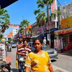 Little India, in Georgetown - Pulau Penang, Malaysia. Photo courtesy Davidlohr Bueso via Flickr (http://flic.kr/p/7XSyF4)