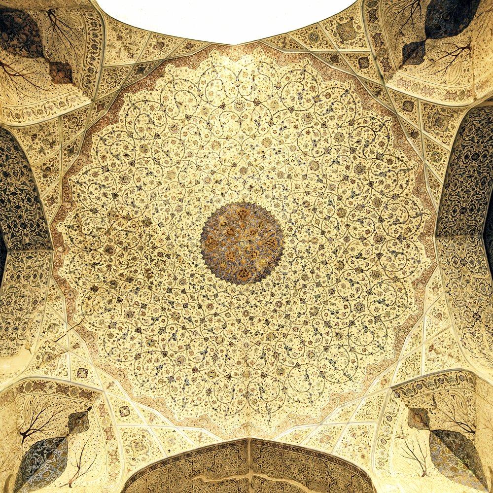 Ali Qapu dome reduced shutterstock