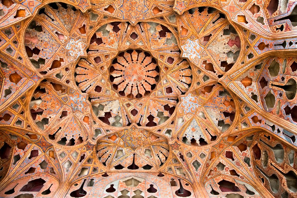 Ali Qapu, Isfahan from Shutterstock