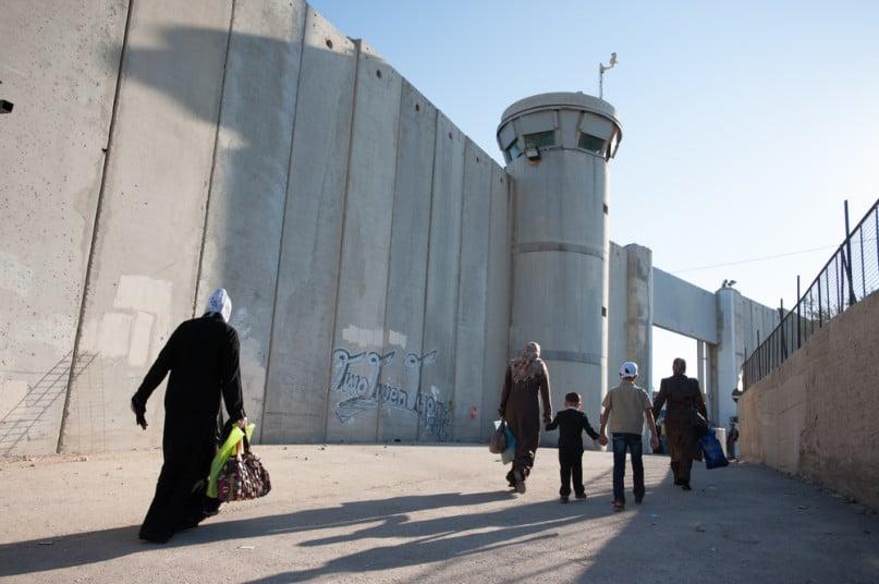 Bethlehem wall shutterstock