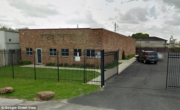 Aaron's Womens Clinic in Houston, TX, is owned and operated by Dr. Douglas Karpen - courtesy of Google Street View