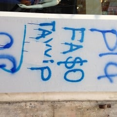 """Fa$o Tayyip """"Erdogan as a Capitalist Fascist"""")"""