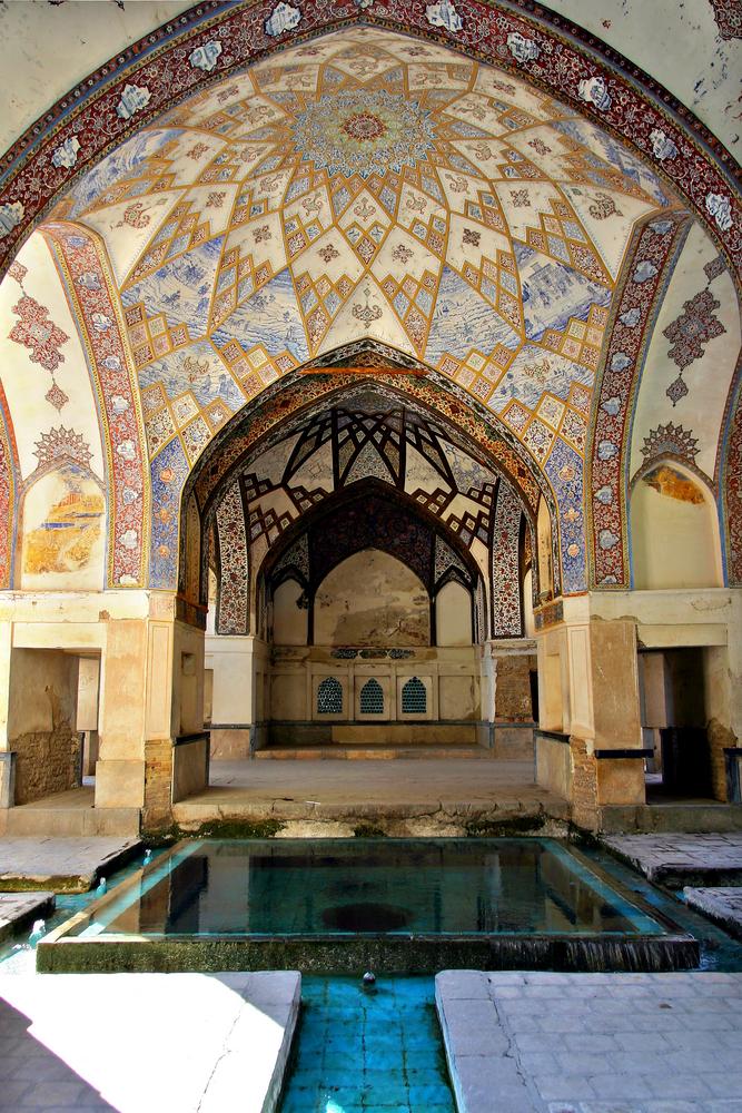 Fin Garden In Kashan from Shutterstock
