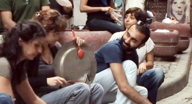 Gezi Park musicians