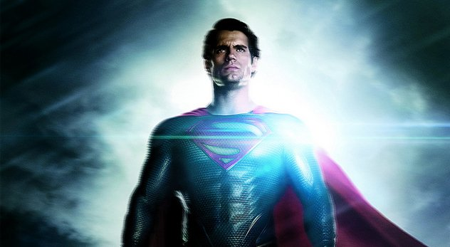 "Warner Brothers has been marketing ""Man of Steel"" to faith-based audiences, drawing parallels to Jesus. Are Christians becoming pawns in Hollywood's scheme to make a buck? - Image courtesy of Warner Brothers (http://bit.ly/16GuhHu)"
