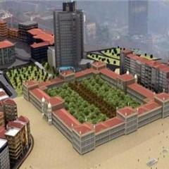 new plans for Gezi Park, from Ibrahim Kalin