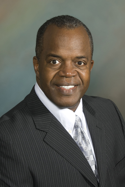 Keith Jefferson is a strategist with the Southern Baptist Convention's International Mission Board who works to increase the number of African-American missionaries. Photo courtesy International Mission Board