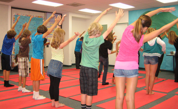 should yoga be made a part of physical education in public schools