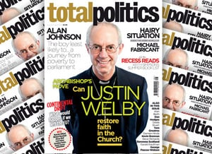 The cover of Total Politics photo