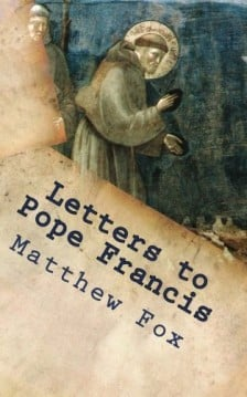 """Letters to Pope Francis"" cover Image courtesy of the author"