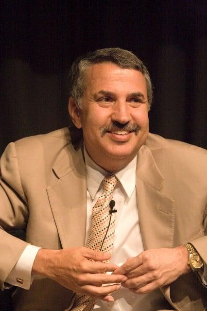 Thomas Friedman courtesy Wikipedia