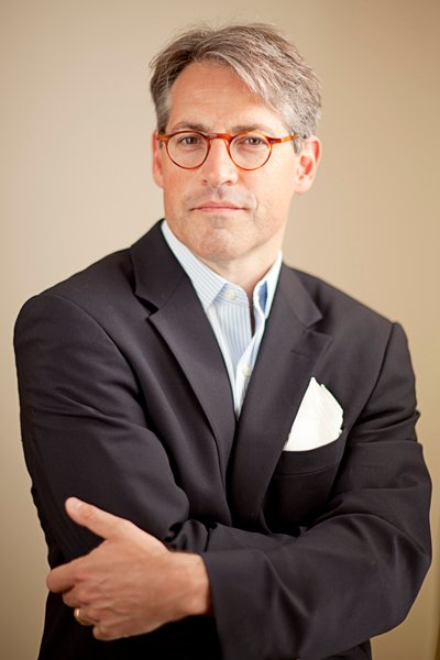 Eric Metaxas took over some of Chuck Colson's roles after Colson's death, including part of BreakPoint, a radio show Metaxas wrote for in the late 90s. Photo courtesy Eric Metaxas