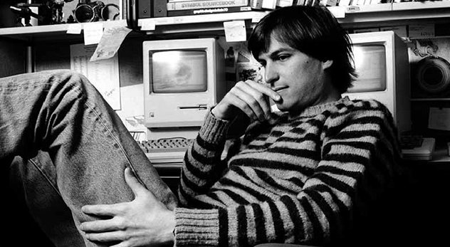 A book by Brett Robinson explores how Steve Jobs intermingled technology and transcendence - Image courtesy of Photo Giddy (http://bit.ly/1dNJoT7)