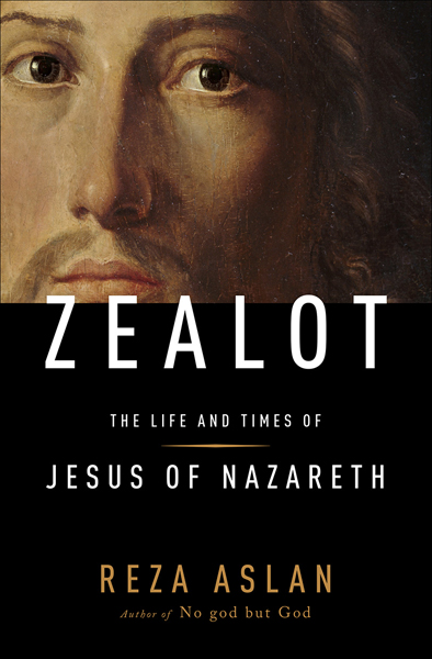 """Reza Aslan's controversial new book about Jesus is about to make him a bestselling author. """"Zealot: The Life and Times of Jesus of Nazareth"""" has already reached No. 1 on Amazon.com. Photo courtesy Random House"""
