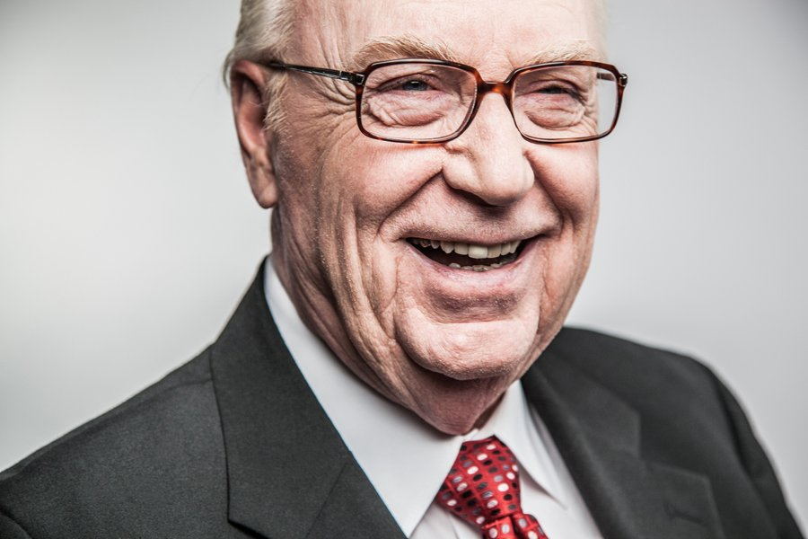 George O. Wood is the general superintendent of the Assemblies of God. Photo courtesy Assemblies of God