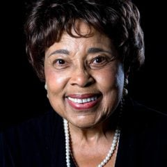 Dorothy Cotton photo by Clay Carson/courtesy Atria Books.