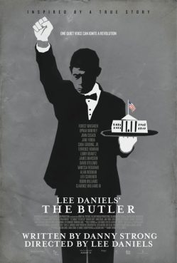 """A movie poster for Lee Daniels' """"The Butler"""". Photo courtesy The Weinstein Company"""
