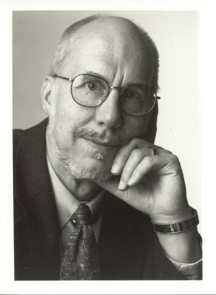 Larry Rasmussen photo courtesy Knutson Photography, Inc., Minneapolis, MN.