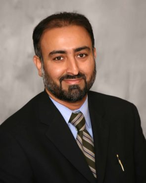 Dr. Faheem Younus is a clinical associate professor of medicine at the University of Maryland. He is a frequent lecturer about Islam, winner of the Presidential Service Awardan award, and the founder of Muslimerican.com. Photo courtesy Dr. Faheem Younus