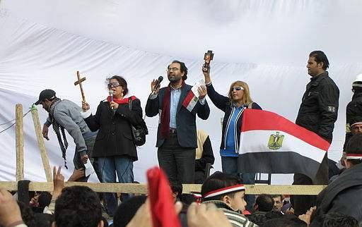 Copts_praying_in_Tahrir