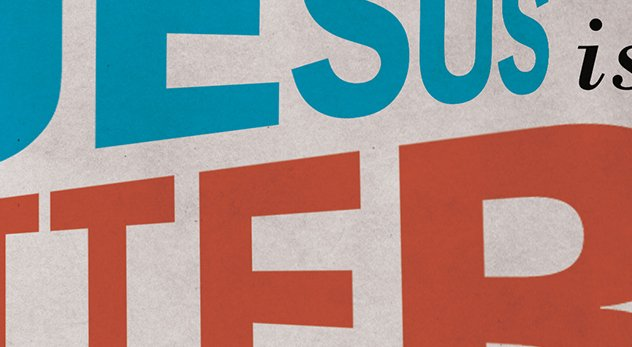 """Jesus is Better Than You Imagined"" will hit book stores this coming Spring."