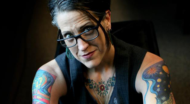 Why hipster pastor Nadia Bolz-Weber thinks the church is ...