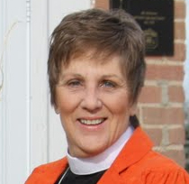 The Rev. Lori Modesitt photo courtesy