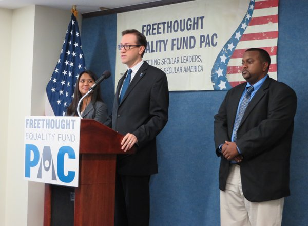About the FEF PAC | Freethought Equality Fund