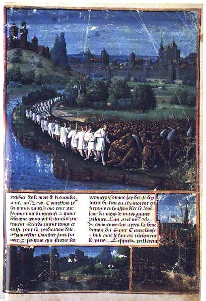 http://en.wikipedia.org/wiki/File:PeoplesCrusadeMassacre.jpg