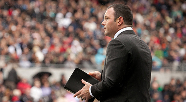 Seattle-based mega-church pastor Mark Driscoll, known for his divisive rhetoric, hopes to help Christians make peace with each other. (Photo credit: Mars Hill Church - http://bit.ly/1fVzmlo)