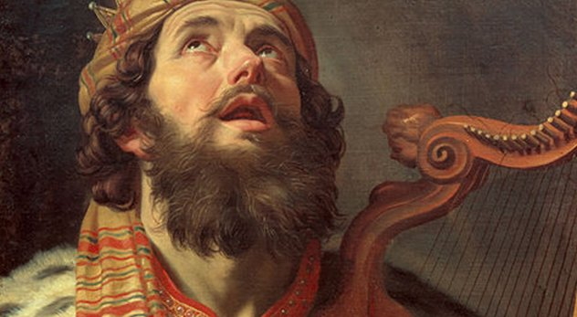 "(Image: ""King David Playing the Harp"" by Gerard Von Honthorst http://bit.ly/1cq3h0s)"