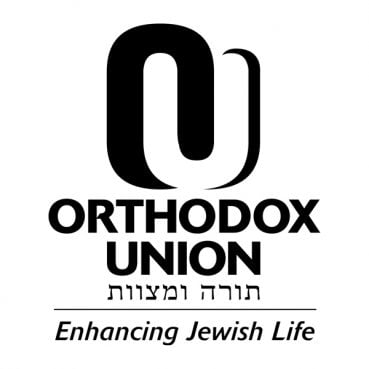 Orthodox Union logo courtesy Orthodox Union