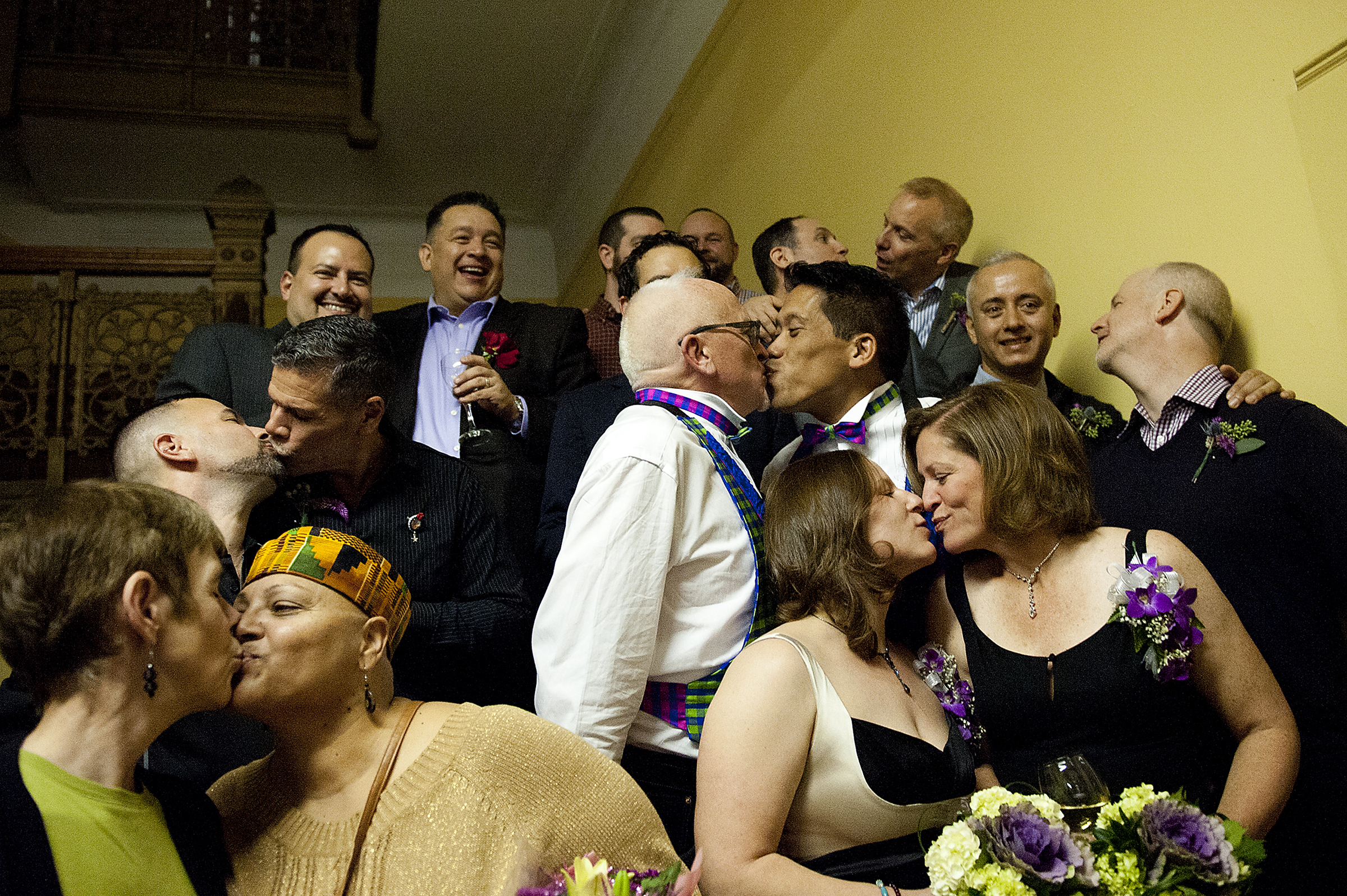 why gay marriage bad Legalizing gay marriage will have no negative impact on religion and/ or the religious view of others, just as religion should not have any impact on the issue of gay marriage 7 it's an issue of equal rights.