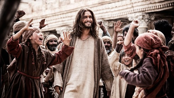 "Diogo Morgado plays Jesus in ""Son of God."" Photo courtesy of Lightworkers Media"