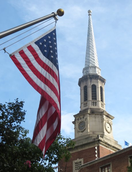New York Avenue Presbyterian Church in Washington, D.C. photographed on Oct. 15, 2013. RNS photo by Kevin Eckstrom