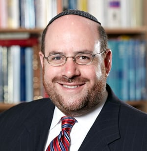 Rabbi Steven Wernick photo courtesy United Synagogue of Conservative Judaism